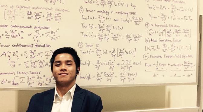 Double university scholarship for former HSP student